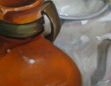 The Everyday. 24″ x 40″. Oil on Canvas. 2011. SOLD